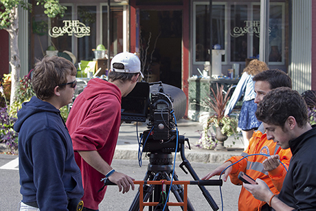 Film Making in Columbia County, NY